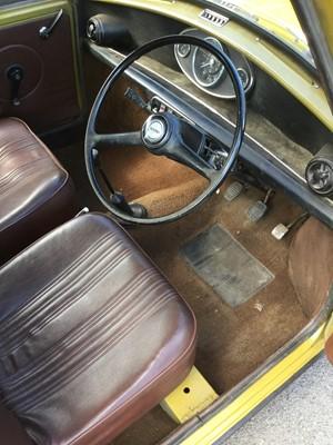 Lot 2 - 1977 Leyland Mini 1000