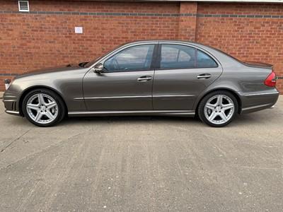 Lot 28 - 2007 Mercedes-Benz E63 AMG