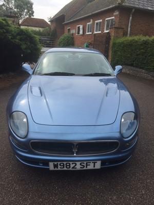 Lot 316-2000 Maserati 3200 GTA