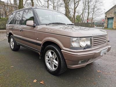 Lot 65 - 2000 Range Rover 4.6 Autobiography