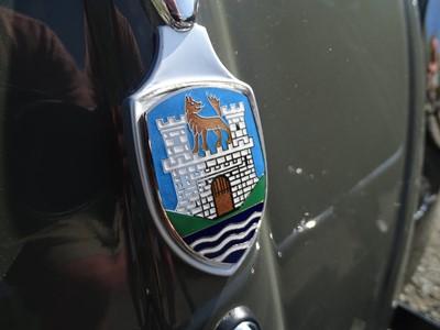 Lot 306-1969 Volkswagen Beetle
