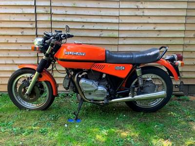 Lot 208-1977 Ducati 860 GT