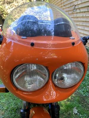 Lot 210-1983 Laverda RGA 1000 Sprint