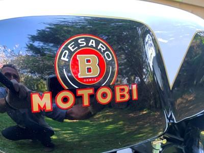 Lot 211-1968 Motobi Barracuda
