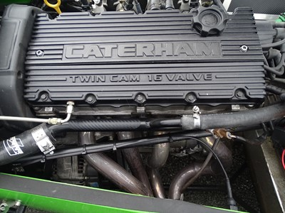 Lot 309-2000 Caterham Seven 1.8 Superlight