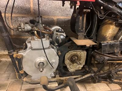Lot 203-1963 Velocette Venom