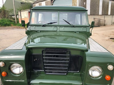 Lot 315-1971 Land Rover 109 Series IIA