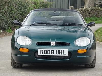 Lot 305-1997 MG F 1.8