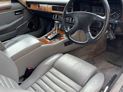 Lot 319-1989 Jaguar XJ-S 5.3 Convertible