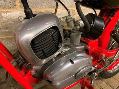Lot 204-1970 Ducati Cadet 100