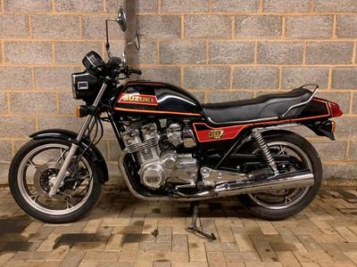 Lot 205-1980 Suzuki GSX 750 T