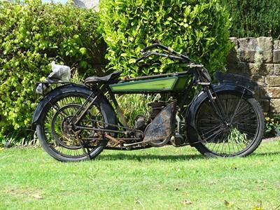 Lot 253-c.1919 Royal Enfield 201cc