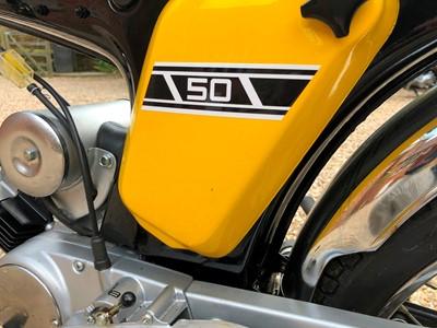 Lot 212-1975 Yamaha FS1-E DX