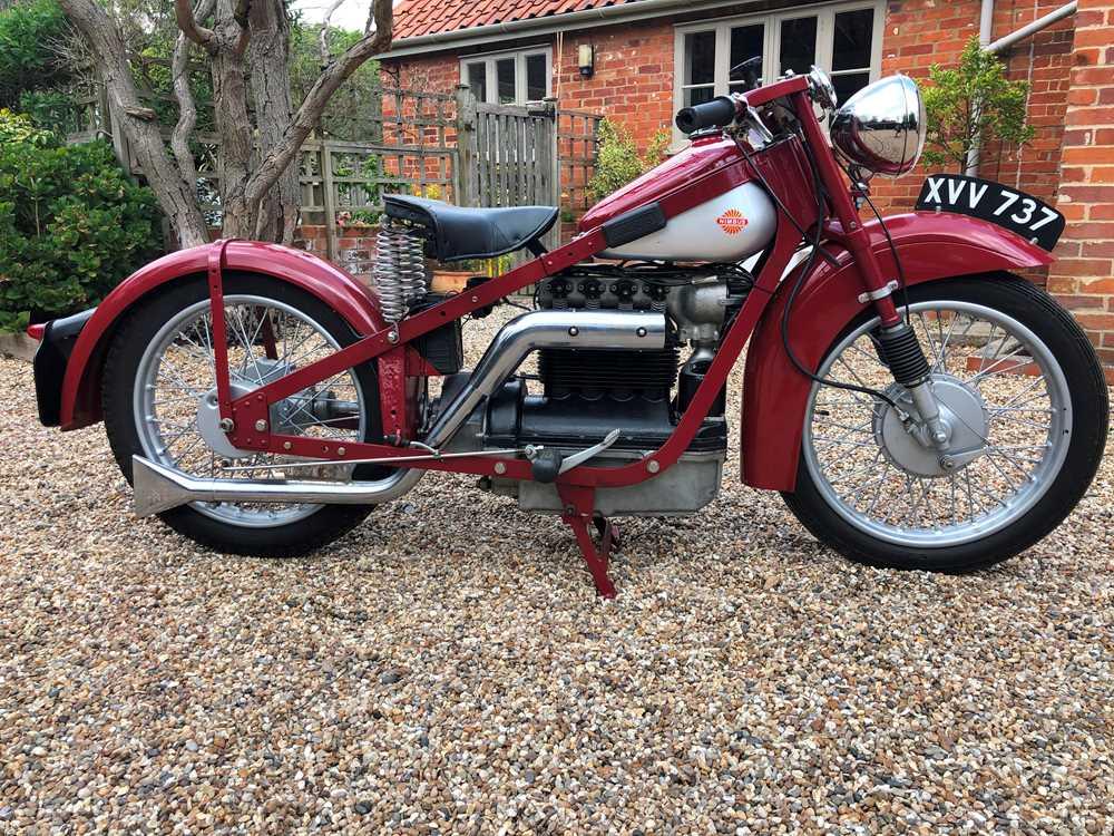 Lot 216-1938 Nimbus Model C