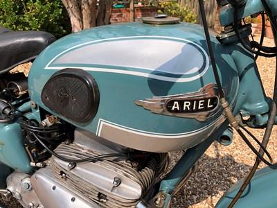Lot 219-1953 Ariel Square Four