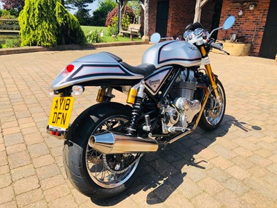 Lot 239-2018 Norton Commando 961 MKII
