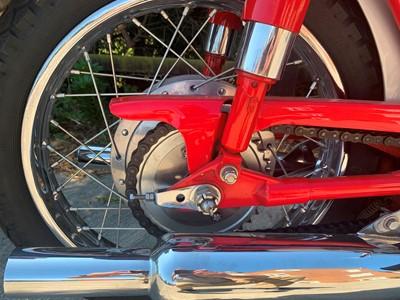 Lot 243 - 1964 Honda CB72