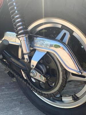Lot 244-1978 Honda CB750 F2
