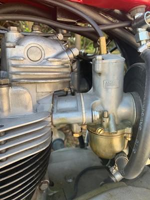 Lot 245-1975 Triumph T140V Bonneville