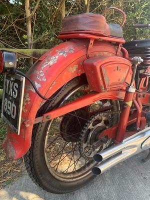 Lot 248-1949 Moto Guzzi Airone