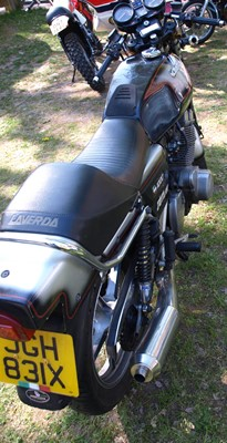 Lot 230-1982 Laverda Jota 120