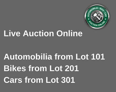 Lot 100-The Automobilia Sale
