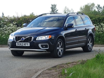 Lot 306-2012 Volvo XC70 SE Lux D5 AWD