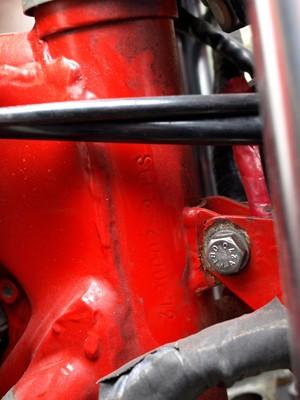 Lot 227-1982 Honda CB1100RC