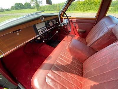 Lot 307-1962 Rover P4 80