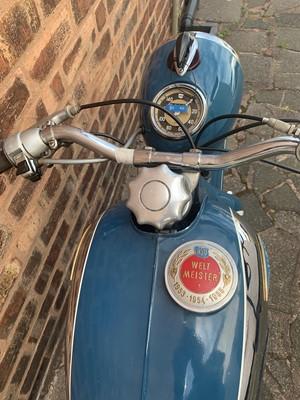 Lot -1961 NSU 251 OSB Supermax