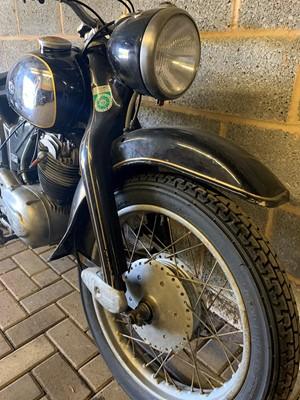 Lot -1957 NSU 301 OSB Max 'Austria'