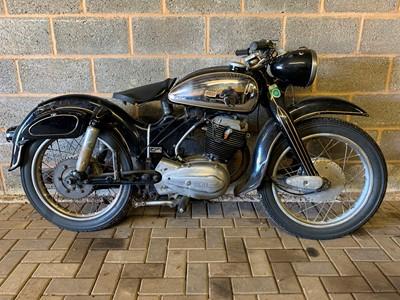 Lot 206-1957 NSU 301 OSB Max 'Austria'