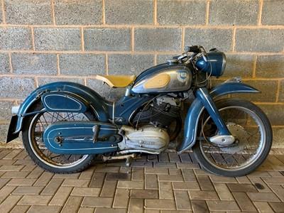 Lot 201-1956 NSU 251 OSB Max