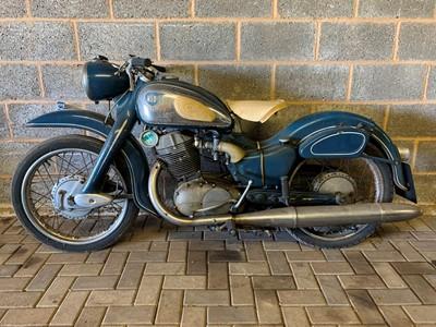 Lot -1956 NSU 251 OSB Max