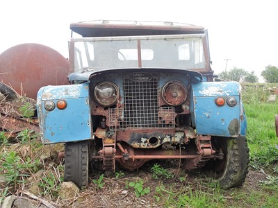 Lot -1957 Land Rover 88