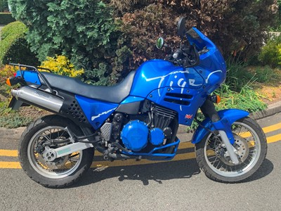 Lot 232-1993 Triumph Tiger 900