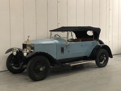 Lot -1928 Rolls-Royce 20hp Tourer