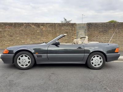 Lot 337 - 1991 Mercedes-Benz 500 SL