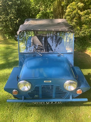 Lot 311 - 1964 Morris Mini Moke