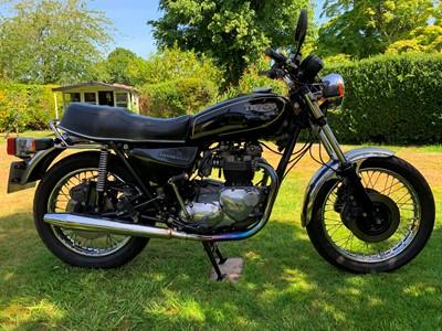 Lot 210 - 1988 Triumph T140 Bonneville