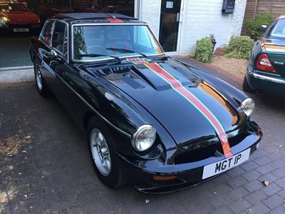 Lot 310 - 1975 MG B GT V8
