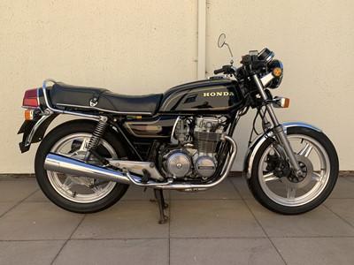 Lot 213-1979 Honda CB650