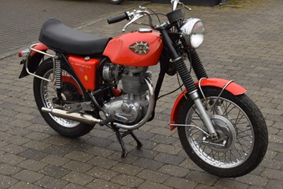Lot 220-1969 BSA B44 Shooting Star
