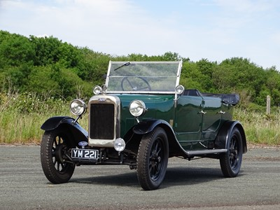 Lot 314-1925 Lagonda 12/24 Tourer