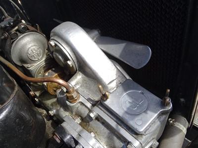 Lot 314-1925 Lagonda 12/24 Tourer