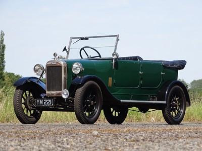 Lot 314 - 1925 Lagonda 12/24 Tourer