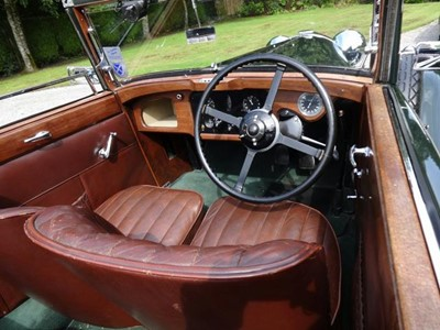 Lot 341 - 1934 Talbot 65/75 Drophead Foursome Coupe