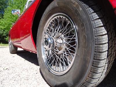 Lot 305-1966 MG B Roadster