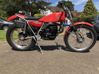 Lot 229 - 1980 Bultaco Sherpa T 250
