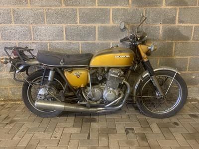 Lot 233 - 1971 Honda CB750 K1